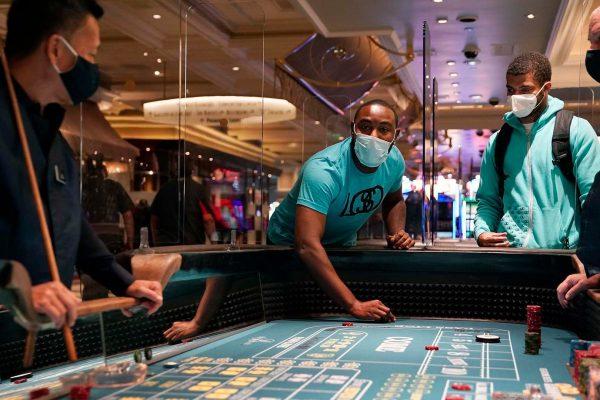ギャンブル業界における音楽の影響