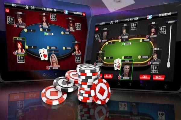 オンラインポーカーゲームの戦略!
