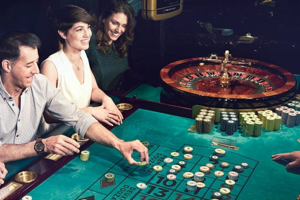 最古のギャンブル映画