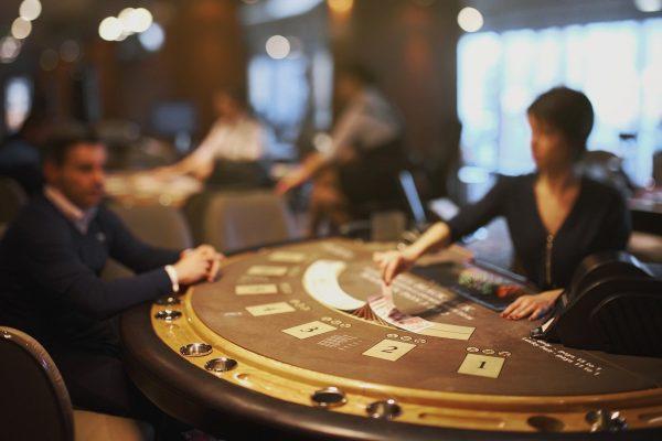 エキサイティングなギャンブルの場所