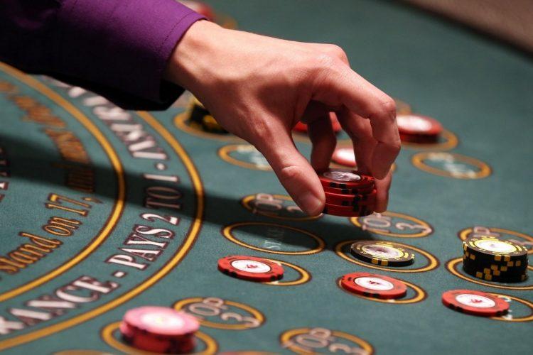 ギャンブルの言語